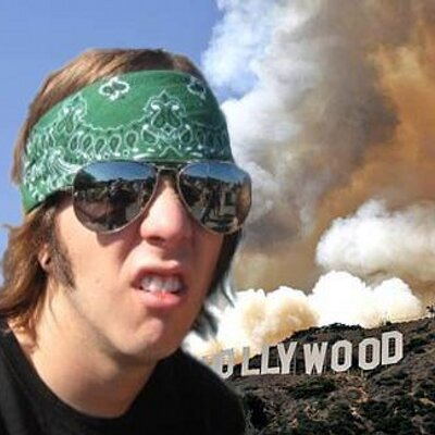 The Thryll sets Hollywood on fire in his own way.